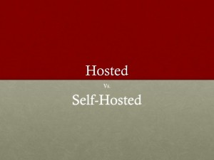 What's the Difference between Hosted and Self-hosted websites?