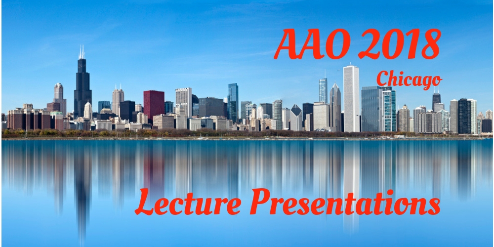 AAO 2018 Chicago ILL | Healthcare and Medical Internet Marketing